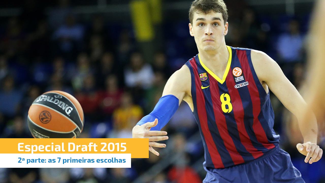 Draft 2015 (2ª parte)