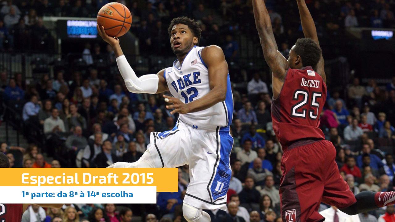 Draft 2015 (1ª parte)