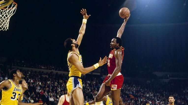 Moses contra Kareem, no Houston.