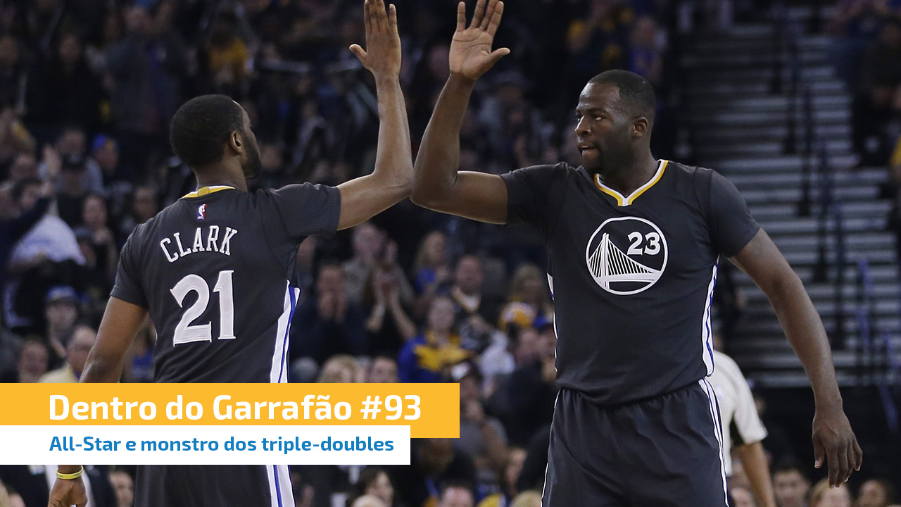 DDG #93: All-Star e monstro dos triple-doubles