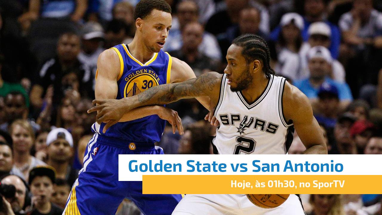 GSW vs SAS: o melhor confronto da história da NBA
